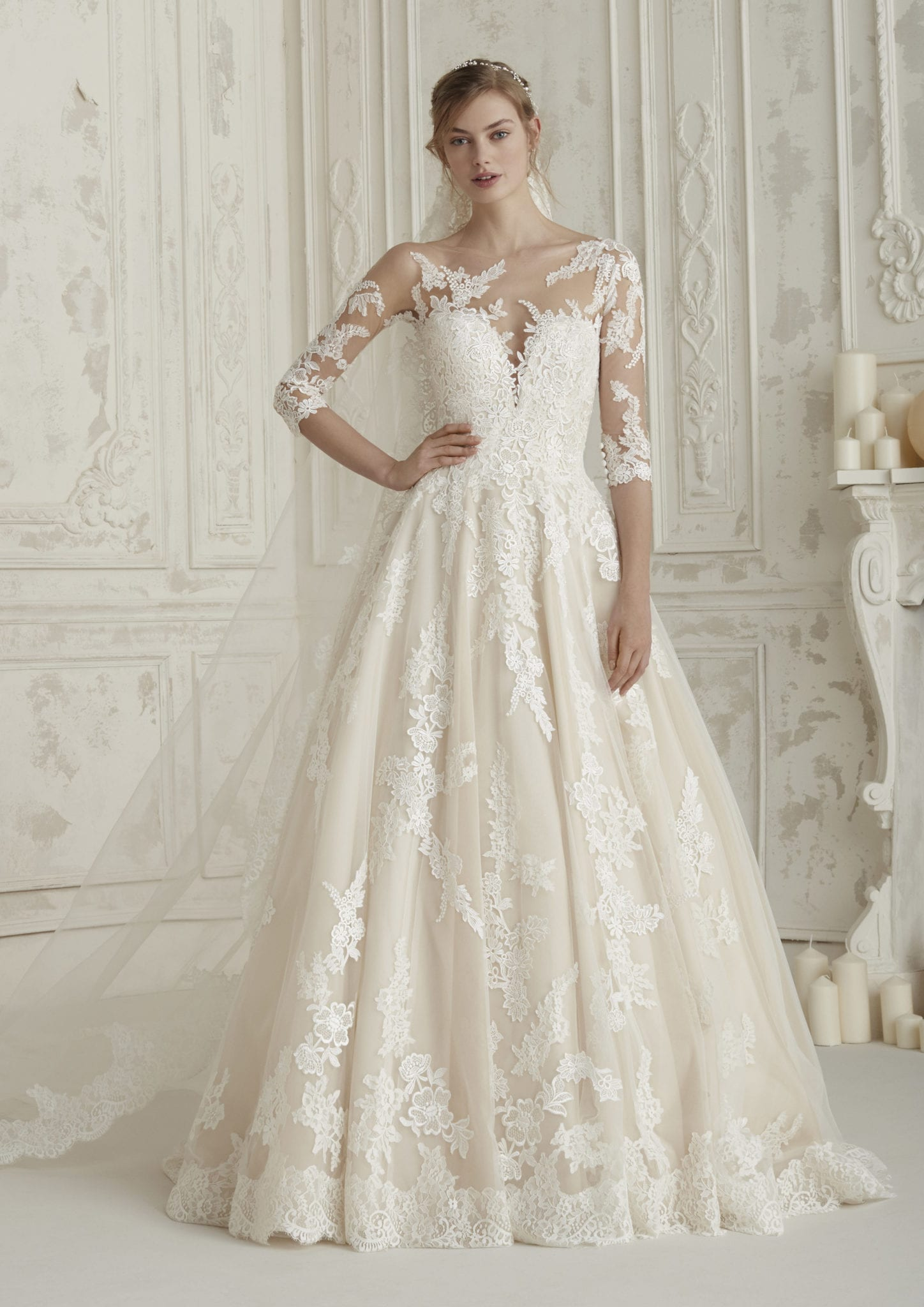 Elche Wedding Dress