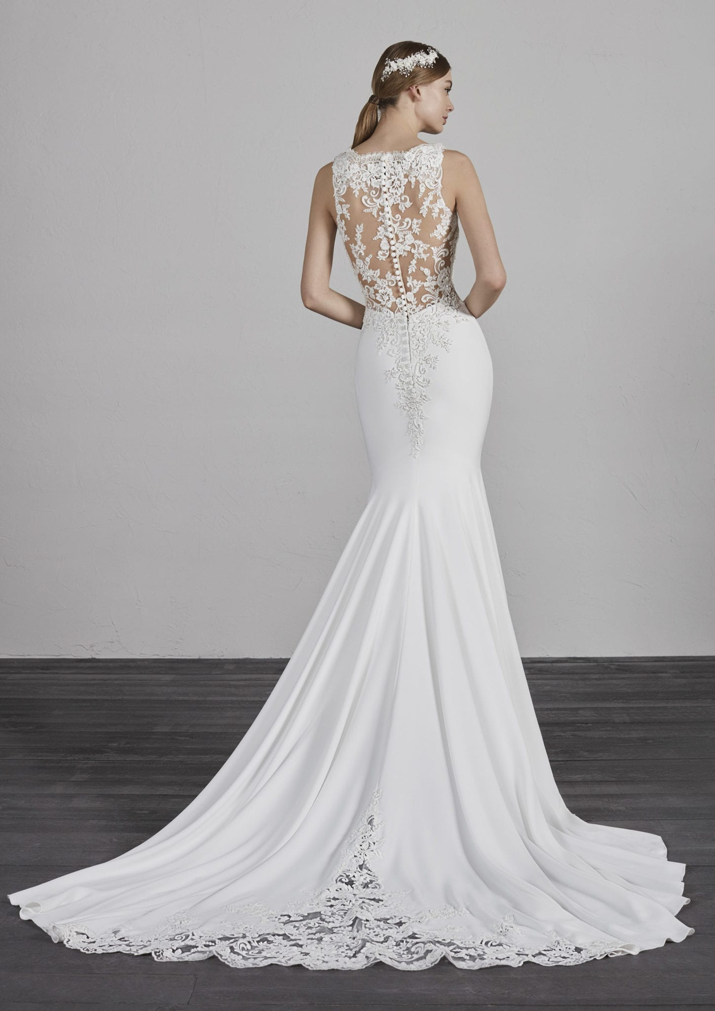 Enol Wedding Dress