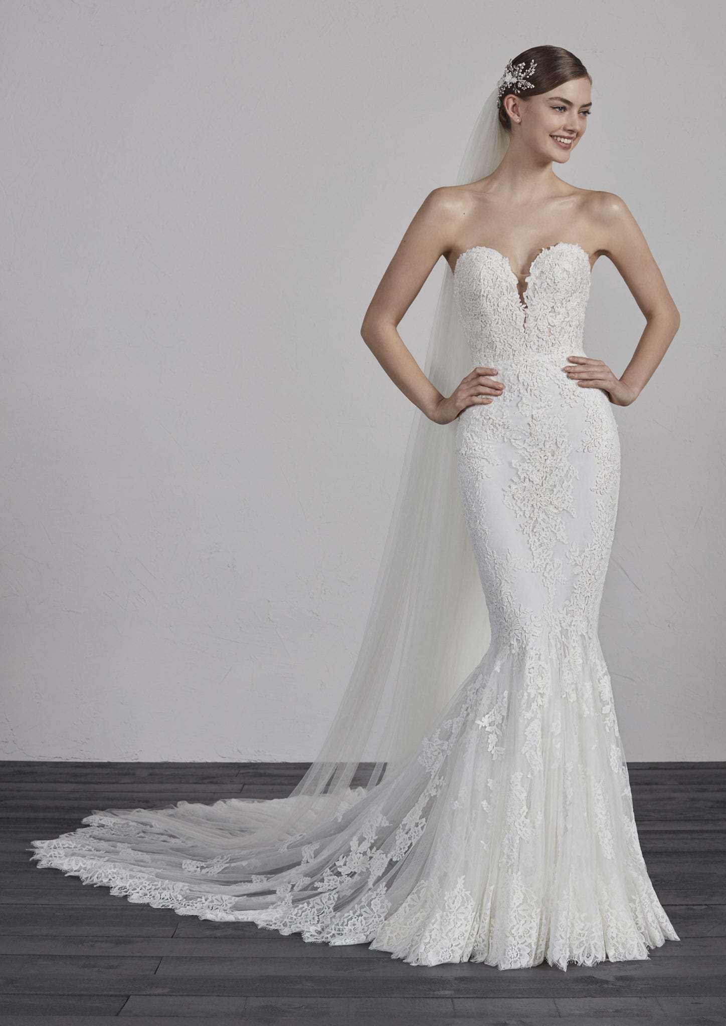 Ermin Wedding Dress