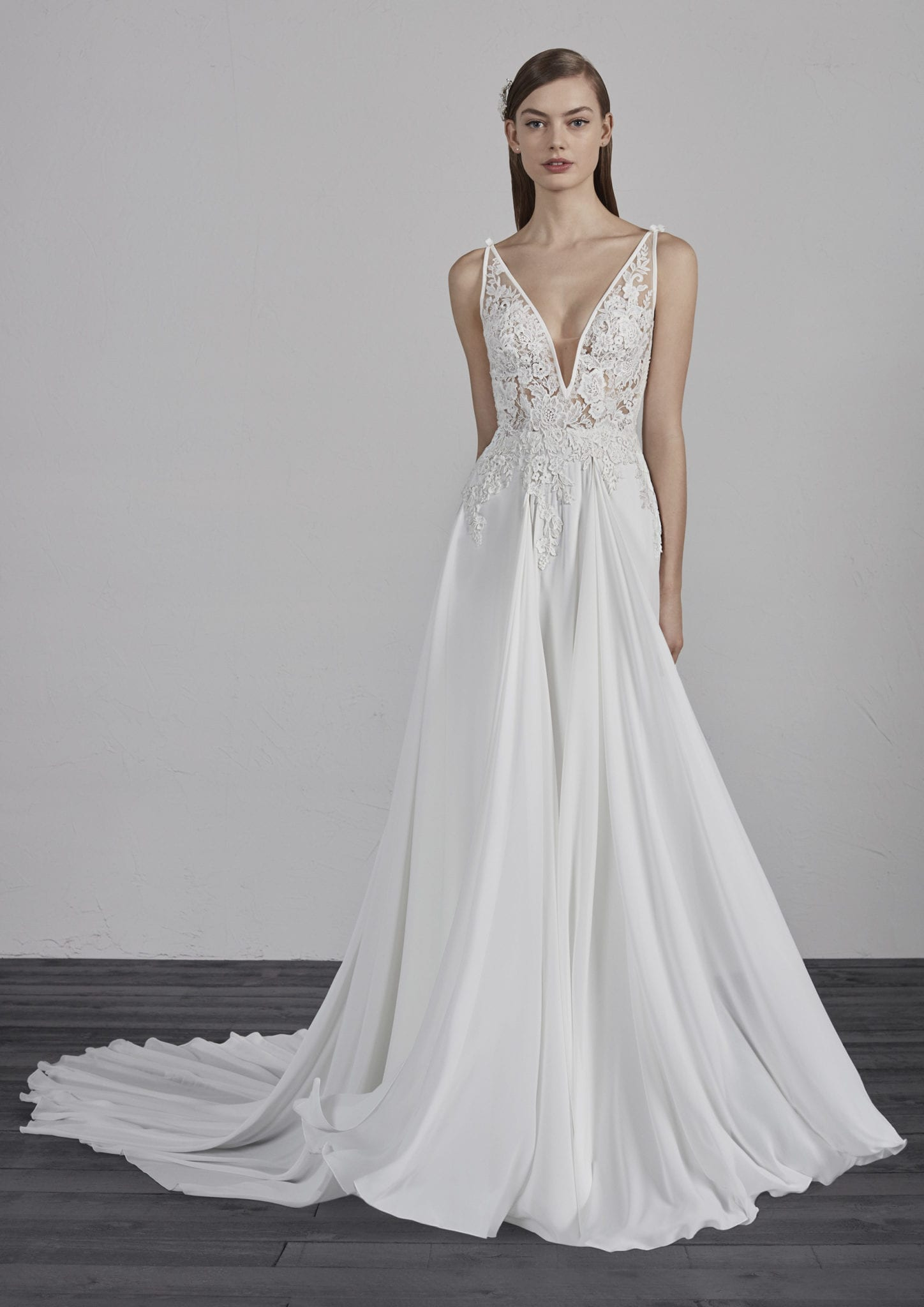 Escala Wedding Dress